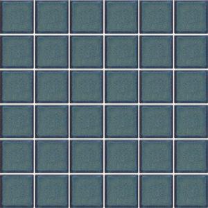 Pastilha de Porcelana Jatobá JD4800 5x5cm Azul Capri