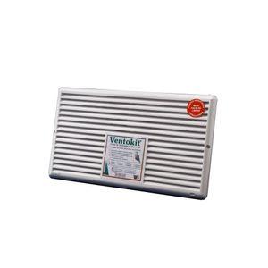 Grade de Ventilação 35x20cm Westaflex Retangular com Tela