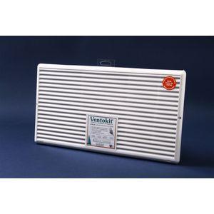 Grade de Ventilação Westaflex 44x24cm Retangular Branco com Tela