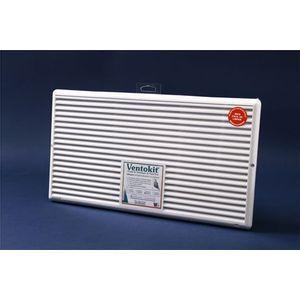Grade de Ventilação Westaflex 36x34cm Quadrada com Tela