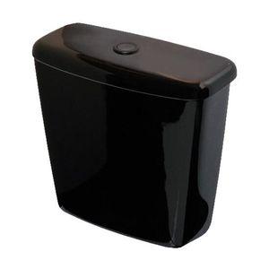 Caixa Acoplada Deca para Compacta Preto Ébano Acionamento Duplo CD01F 95