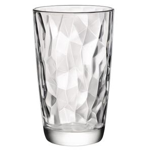 Copo Globoimport Diamond Dof 470ml Transparente