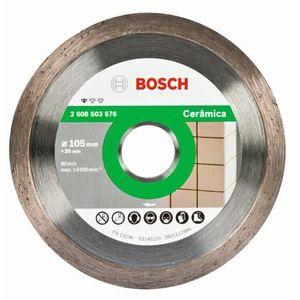 Disco Diamantado Contínuo Bosch Standard 105mm