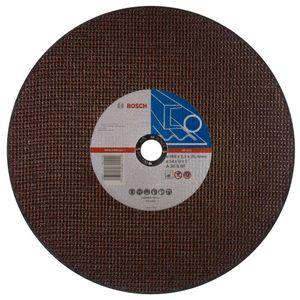 Disco de Corte Bosch para Metal 355x3,1mm Grão 30