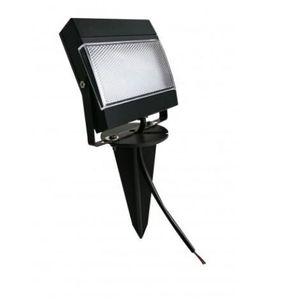 Refletor Led Ecoforce com Estaca Luz Verde 7,5W