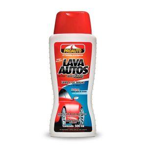 Detergente Lava Autos com Cera 500ml Proauto