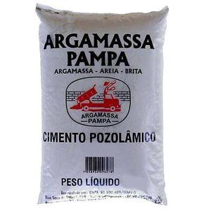 Cimento 5kg Todas as Obras Argamassa Pampa