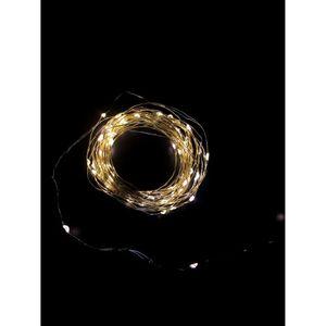 Cordão Lumininoso Taschibra Arame LED 3000K Amarelo