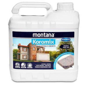 Resina Hidrorepelente Montana 5L Koromix Incolor