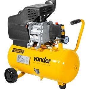 Motocompressor Vonder MCV216 21,6L 2HP Amarelo