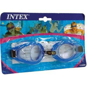 Óculos Infantil de Natação Intex Play Cores Sortidas