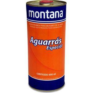 Solvente Aguarrás 900ml Montana