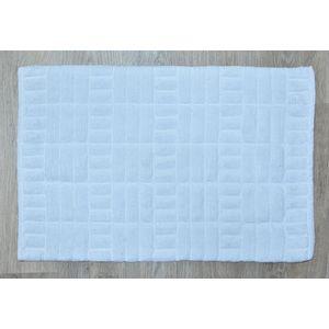 Tapete Diagonal 0,50x0,80m Bath Titanium