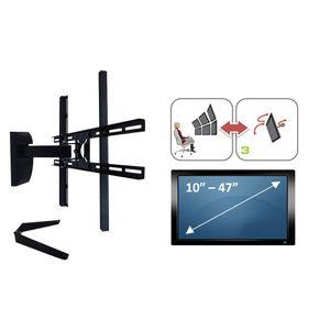 """Suporte Articulado para TV LED, LCD, Plasma, 3D e Smart TV de 10"""" a 70"""" Brasforma"""