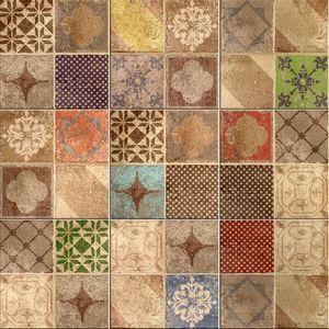 Faixa Decorativa Sofistiq 15x15cm Mix Algarve