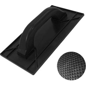 Desempenadeira Premium Metasul 14x27cm Estriada