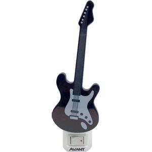 Luz Noturna Avant Guitarra 3000K Bivolt