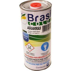 Solvente Aguarrás 900ml Brasil Color