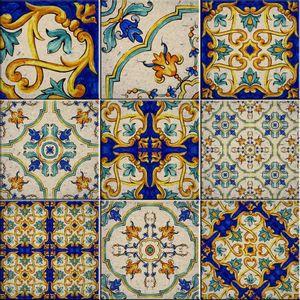 Faixa Decorativa Sofistiq 15x15cm Itália