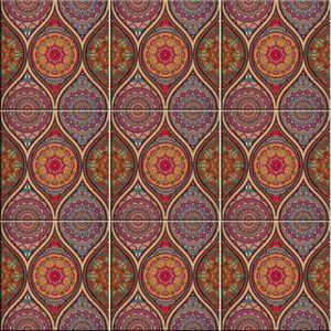 Faixa Decorativa Sofistiq 15x15cm Agra