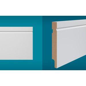 Rodapé Durafloor Easy Y01 2,10mx8cm Branco