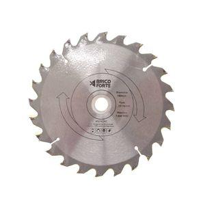 Disco de Serra Brico Forte para Madeira 180mm 24 Dentes