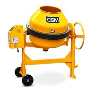 Betoneira CSM Completa 200 Litros Motor e Chave de Segurança