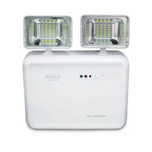 Bloco de Iluminação LED Segurimax 1200 Lumens 2 Faróis