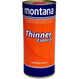 Thinner Montana Diluição 900ml