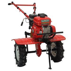 Motocultivador Garthen GMC-6500 6,5HP Vermelho