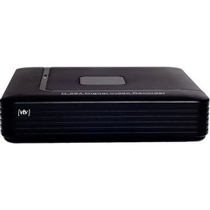 Gravador de Vídeo VTV Digital DVR AHD 8 Canais