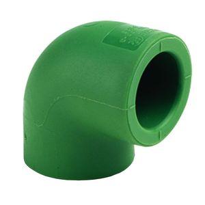 Joelho 90° Tigre 25mm PPR Verde