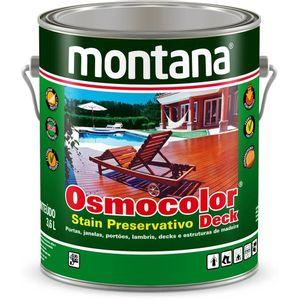 Stain Montana Osmocolor UV Deck 3,6L Castanho Acetinado