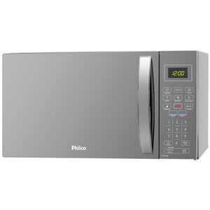 Micro-ondas Philco PMO26ES 26 Litros Inox Espelhado