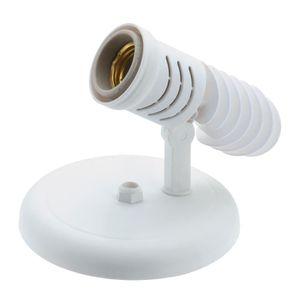 Spot Vitralux 1 Lâmpada Pop E27 Branco