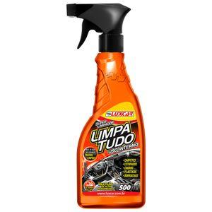 Limpador Luxcar Limpa Tudo 500ml