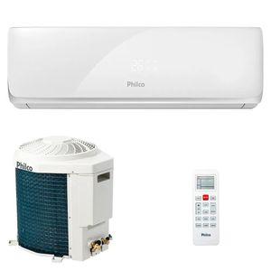 Ar Condicionado Split Philco 12.000 BTUs Quente/Frio PAC12000TQFM9  220V