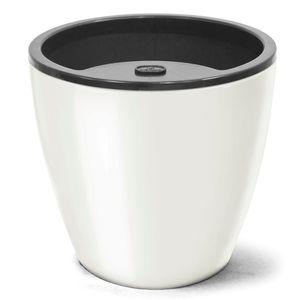 Vaso Nutriplan Elegance N03 Branco 25cm