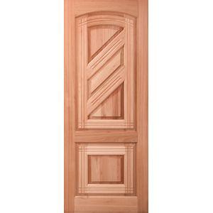 Porta de Abrir Madeira Eucalipto Grandis Cruzeiro Advanced Classica 2,10x0,70m