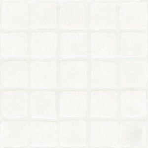 "Piso Cerâmico Pierini Marsella Nieve 20x20cm Esmaltado Bold Branco Classe ""C"""