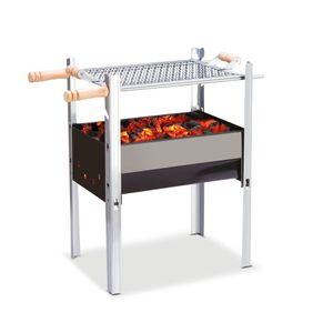 Churrasqueira Carvão Barbecue CPD Distribuidora Média
