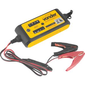 Carregador de Bateria Automotivo Vonder CIB084 12V