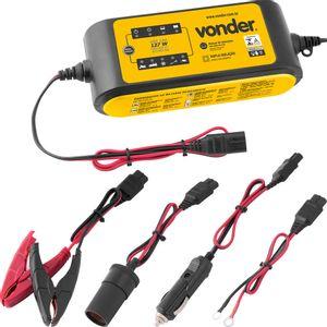 Carregador de Bateria Automotivo Vonder CIB160 12V