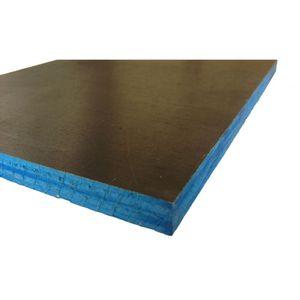 Compensado Plastificado Madeireira Samistraro 1,10x2,20mx17mm