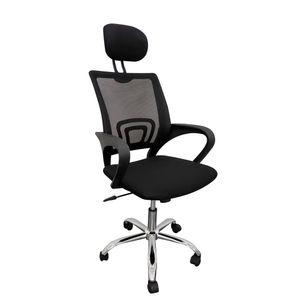 Cadeira de Escritório Diagonal Mesh Comfort com Rodízios