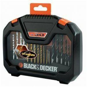 Kit de Ferramentas 30 Peças Black+Decker A7183-XJ