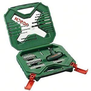 Kit de Ferramentas 54 Peças Bosch X-Line
