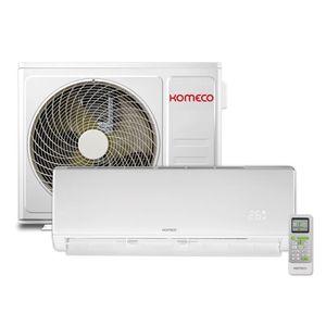 Ar Condicionado Split Komeco 9.000 BTUs Quente/Frio KAC09CHSA1 220V