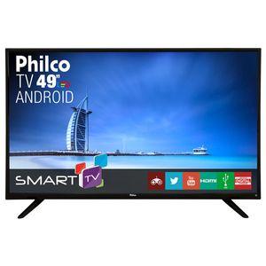 "Smart TV Philco 49"" PH49F30DSGWA LED"