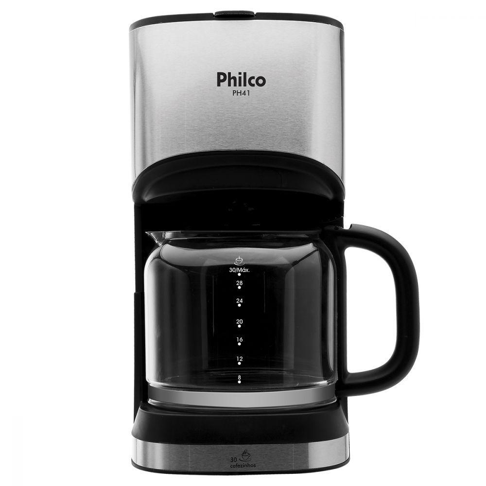 Cafeteira Elétrica Philco Preto 220v - Ph41